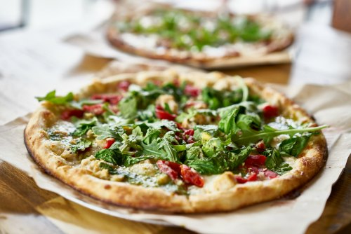 Thin Crust Pizza On Hilton Head