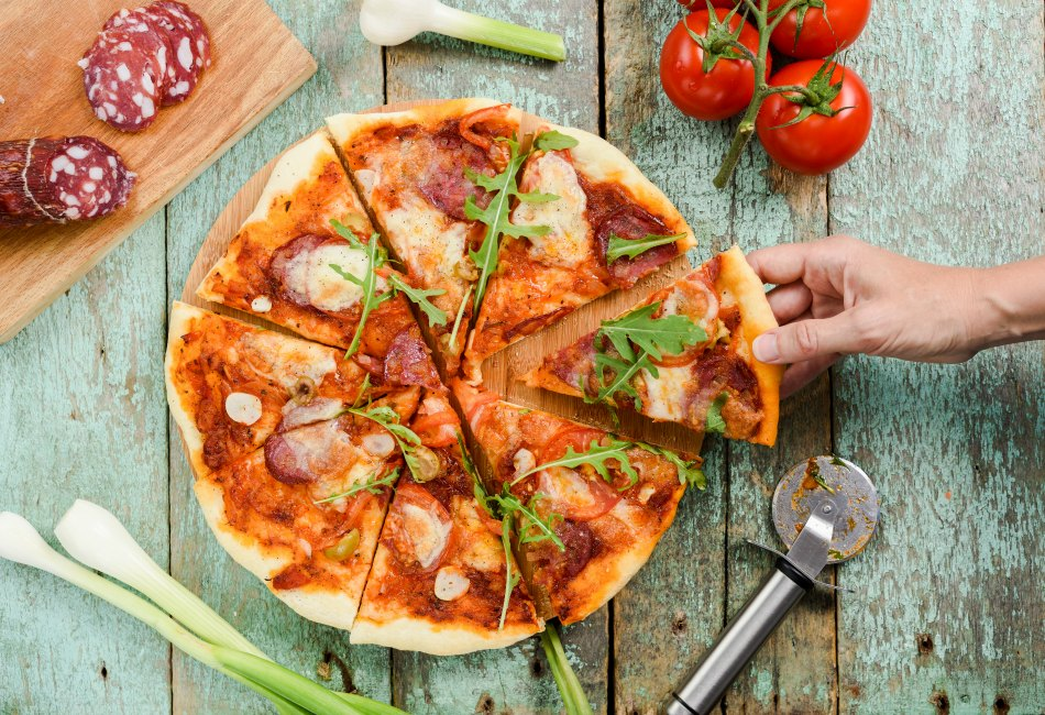 We Found The Best Pizza On Hilton Head Island