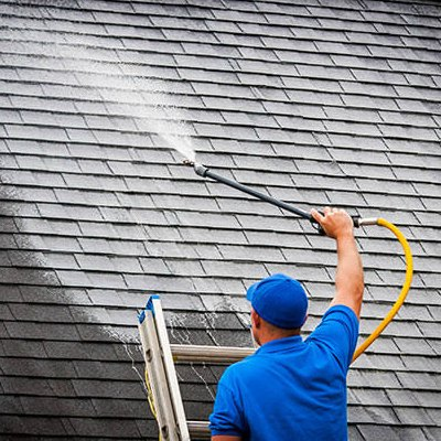 Roof Cleaning in Bluffton and Hilton Head