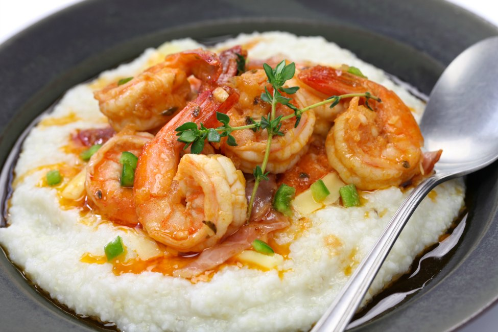 We Found The Best Shrimp and Grits on Hilton Head