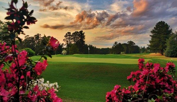 Scenic Golf Courses In SC