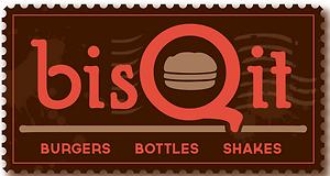 BisQit Burgers-Bottles-Shakes