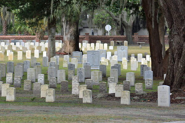Beaufort-National Cemetery