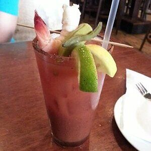 Pearlz Oyster Bar Bloody Mary