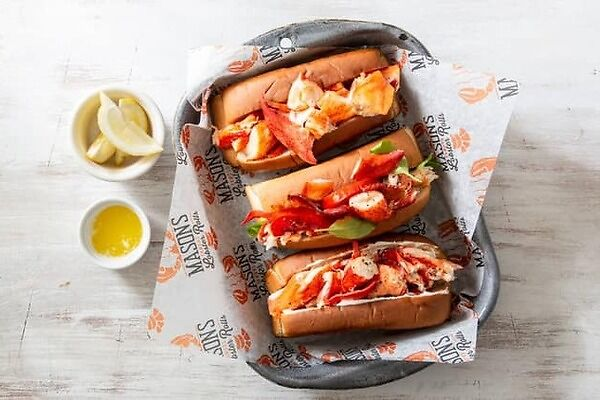 Manson's Famous Lobster Rolls