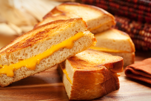 Grilled Cheese in Texas