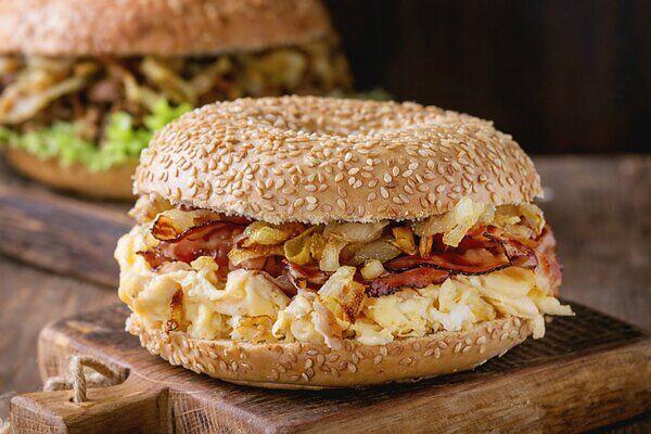 Best SC breakfast Sandwiches