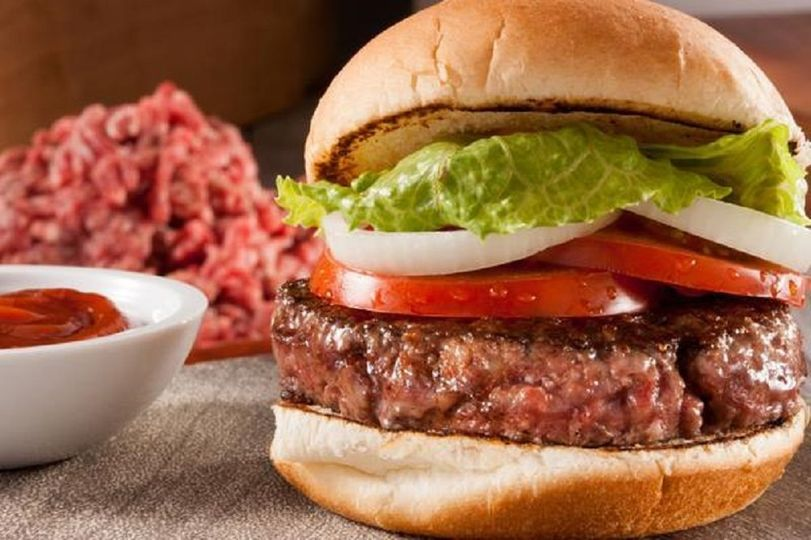 Their grass fed beef has fewer calories and less fat than beef from large industrial farms